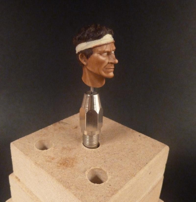 Buste légionnaire romain El Viejo Dragon Buste_14