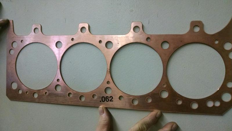 New Clark Copper Head Gaskets Clark10