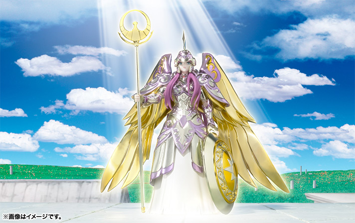 Myth Cloth Saint Version 2010 Athena18