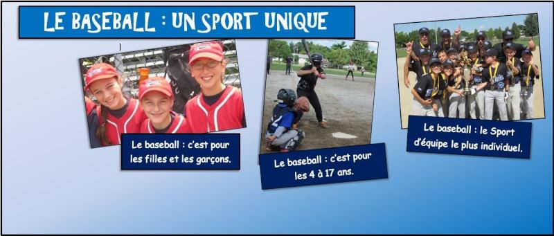 ANIMATIONS AUTOUR DU BASEBALL POUR LES 7 - 11 ANS 10453011