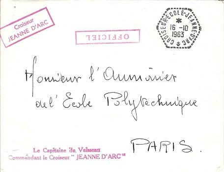 JEANNE D'ARC (CROISEUR - 1931) Croise13