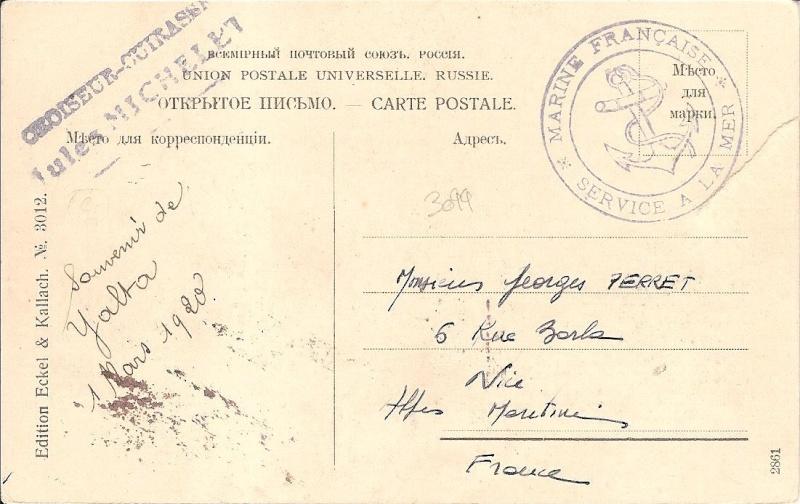 * JULES MICHELET (1908/1931) * Michel10