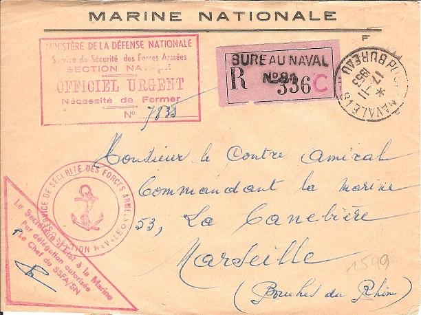 PARIS - N°81 - Bureau Naval de Paris Paris_10