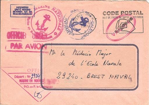 Marine en Nelle Calédonie  Paris_13