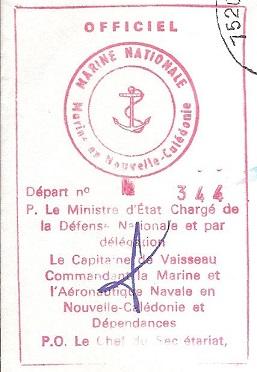 Marine en Nelle Calédonie  Paris_15
