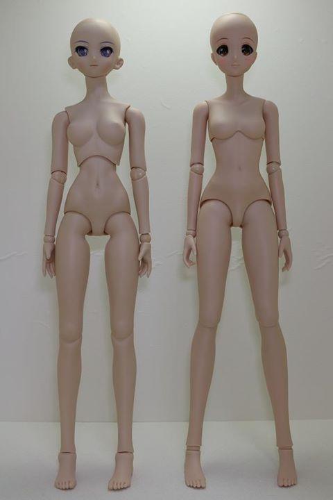 [Comparaison] Dollfie Dream VS Smart doll Ddmira10