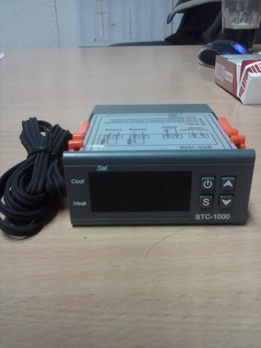 controleur de temperature Stc10010