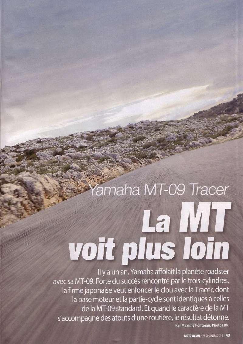 Essais Presse : Moto Revue Décembre 2014 - MT09 Tracer Mr_feu11