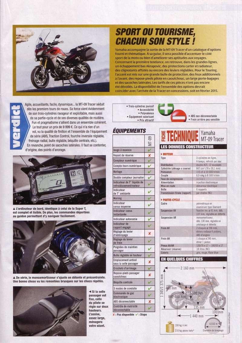 Essais Presse : Moto Revue Décembre 2014 - MT09 Tracer Mr_feu15