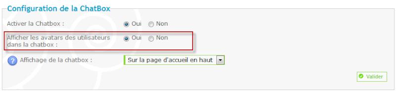 Nouveauté: Affichage de l'avatar dans la chatbox - Page 2 Chatbo12