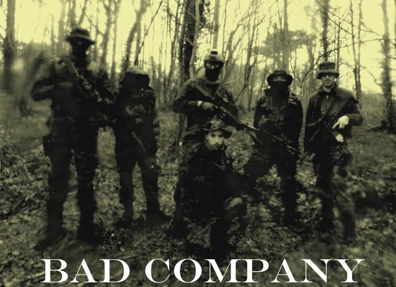 escouade bad company (M1 Airsoft)