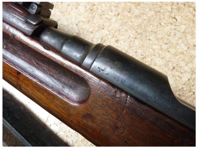 estimation  historiques de deux steyr m95 differents 410