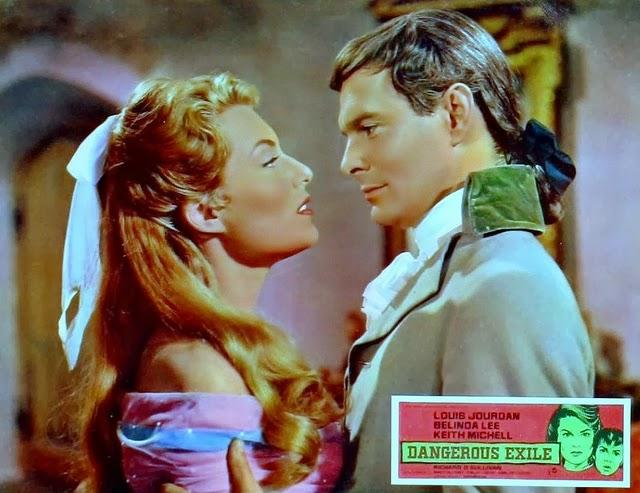 Dangerous Exile (Hurst - 1957) Belind11