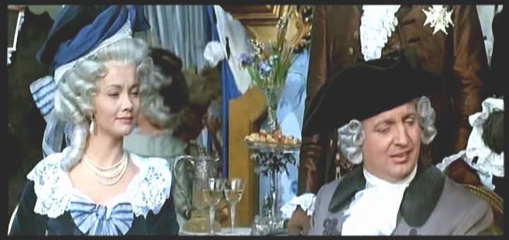 """""""La Fayette"""" de Jean Dréville (1962), avec Liselotte Pulver La20fa10"""