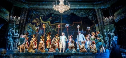 """The Ghosts Of Versailles"", opéra de John Corigliano Tumblr12"