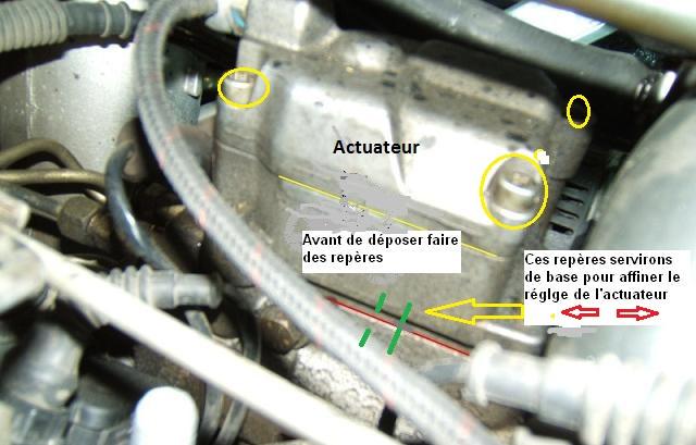 [ BMW E34 525 TD M51 an 1995 ] accélère toute seule au démarrage et plus de compte tour (abandonné) 13_ref10