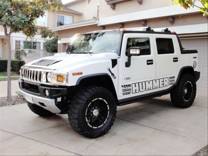 PHOTOS DES HUMMERS H2 38151610