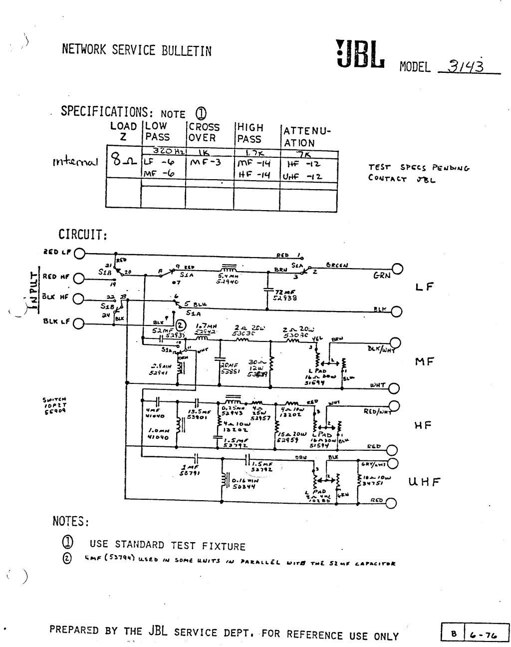 Filtre actif JBL/UREI 5235 - Page 2 3143_n10