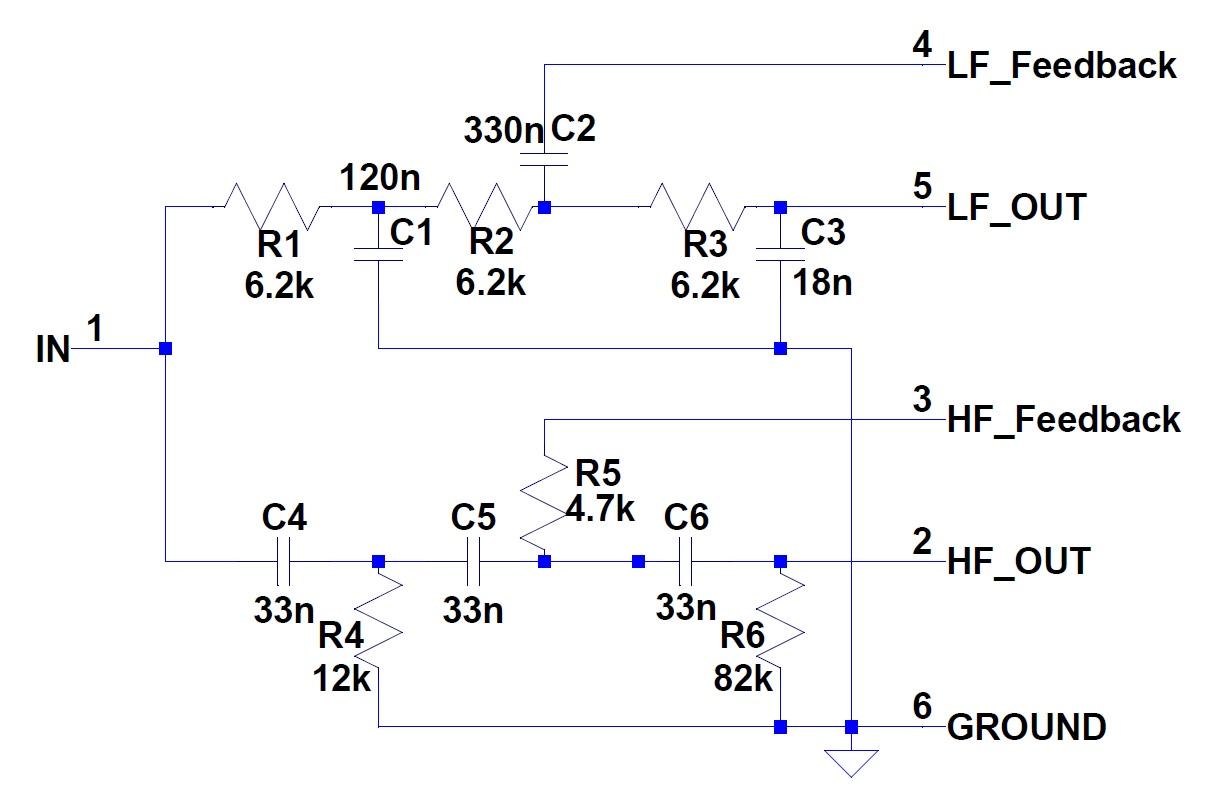 Filtre actif JBL/UREI 5235 - Page 2 51-51415