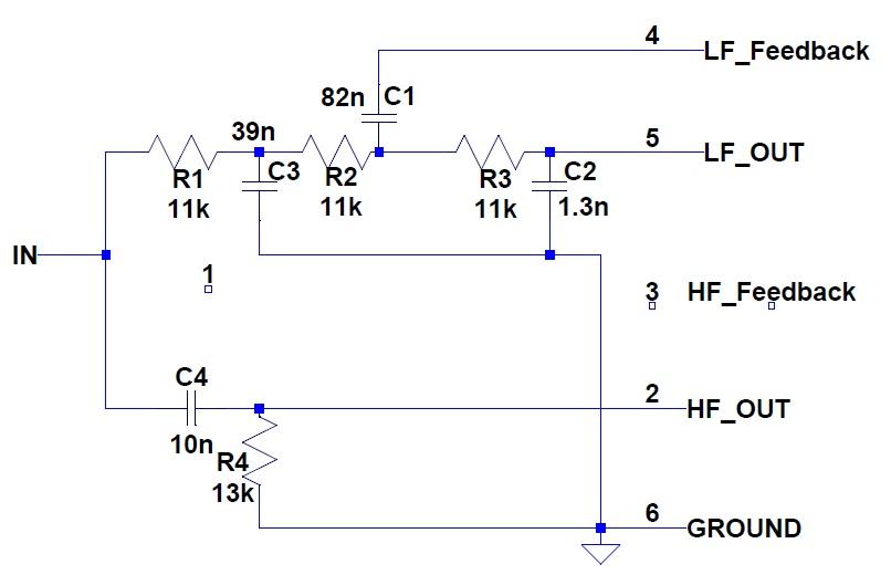 Filtre actif JBL/UREI 5235 - Page 2 52-51311
