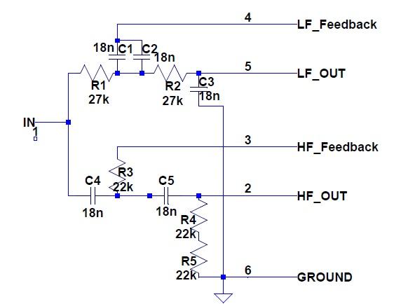 Filtre actif JBL/UREI 5235 - Page 2 52-51410