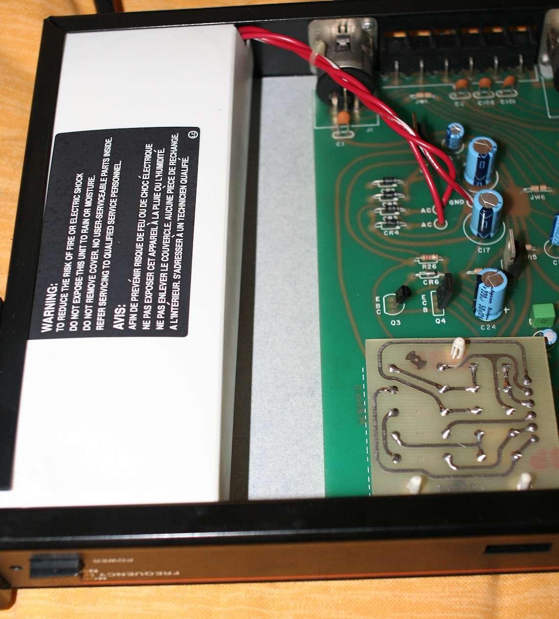 Filtre actif JBL/UREI 5235 5235_a10