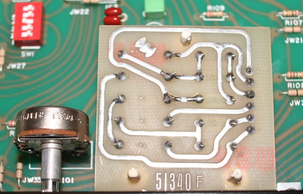 Filtre actif JBL/UREI 5235 Carte_10