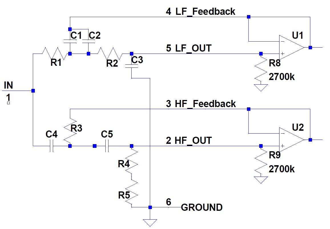 Filtre actif JBL/UREI 5235 Jbl_5216