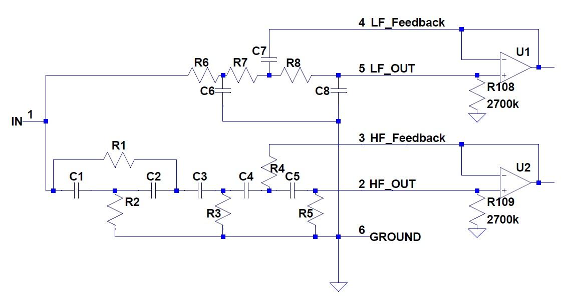 Filtre actif JBL/UREI 5235 Jbl_5x10