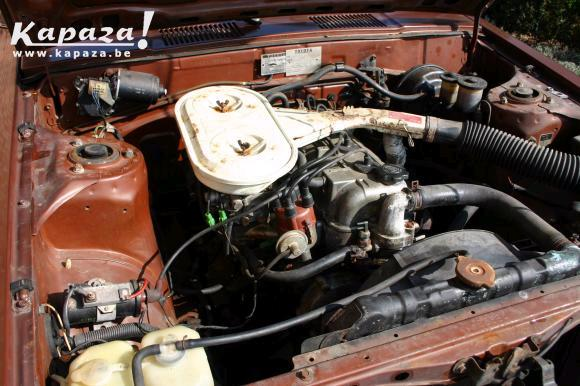 Korven - Toyota Celica ST Liftback TA-40  0410