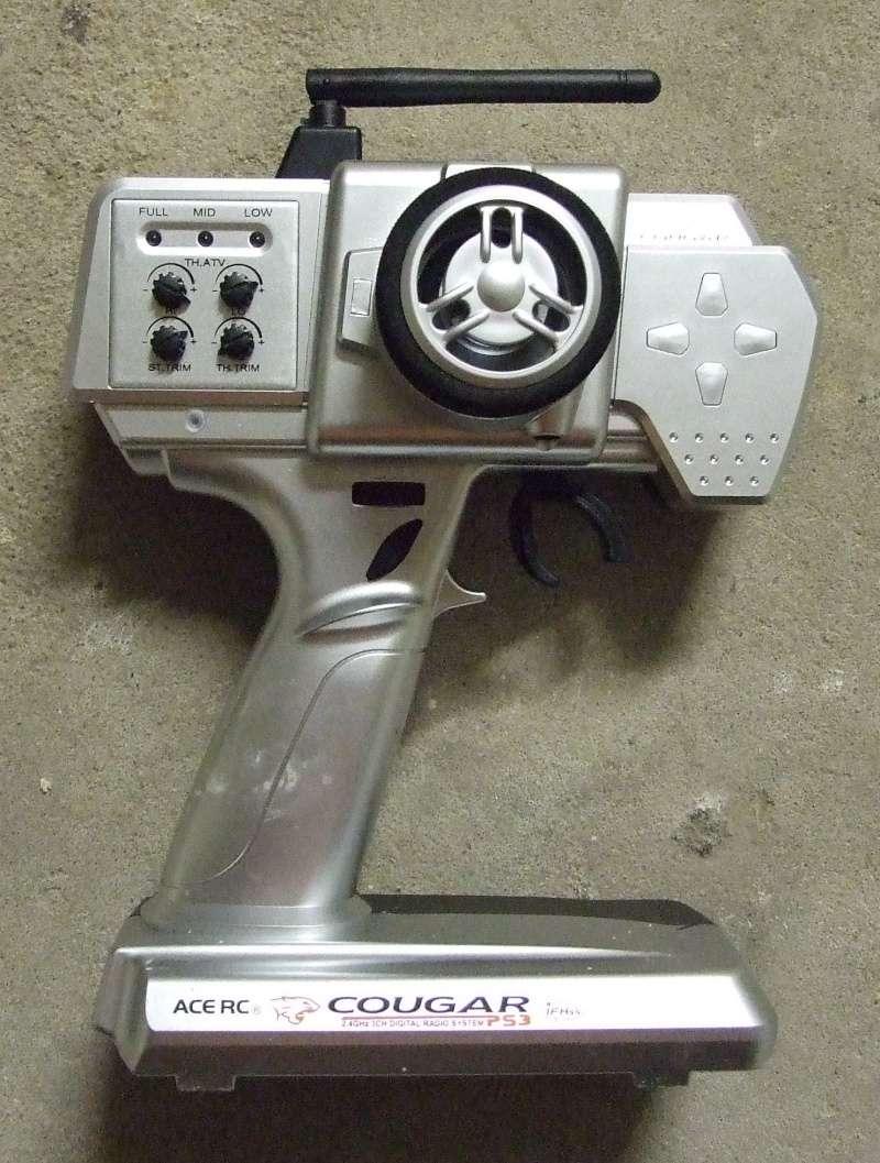"""Thunder Tiger S50 """"Sledge Hammer"""" Dscf1311"""