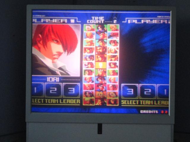 rétroprojecteur avec Neo Geo Dsc04816