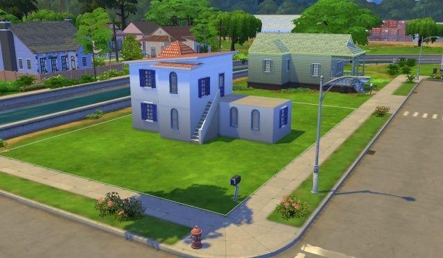 [Débutant] Construction d'une maison de style Grec  03-01-13