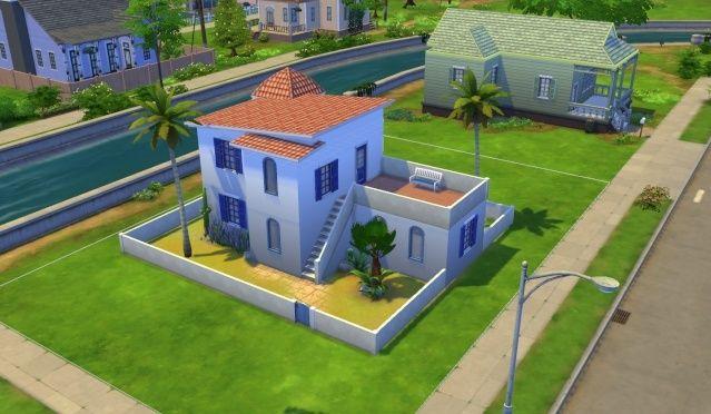 [Débutant] Construction d'une maison de style Grec  03-01-18