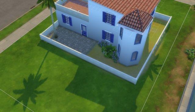 [Débutant] Construction d'une maison de style Grec  11-01-12