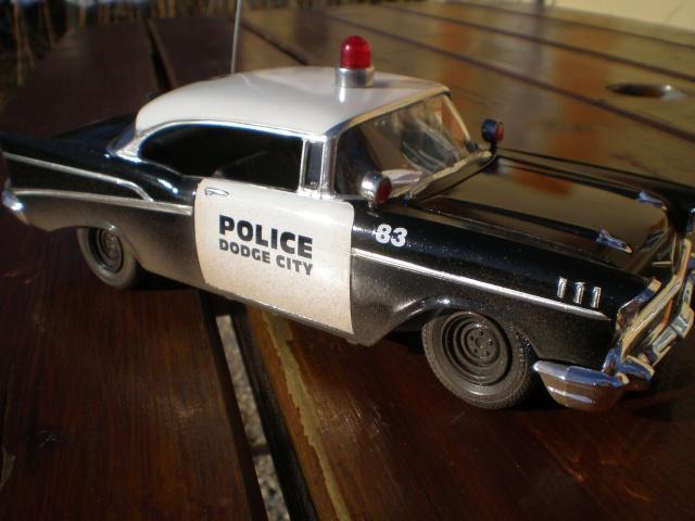 chevrolet 1957 police car P1011634