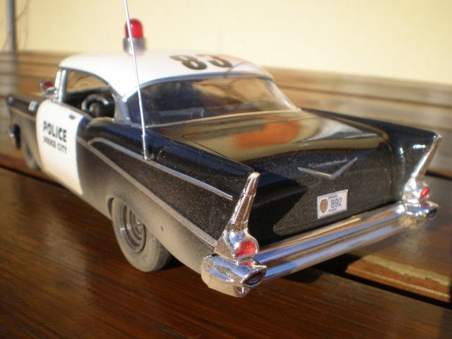 chevrolet 1957 police car P1011635
