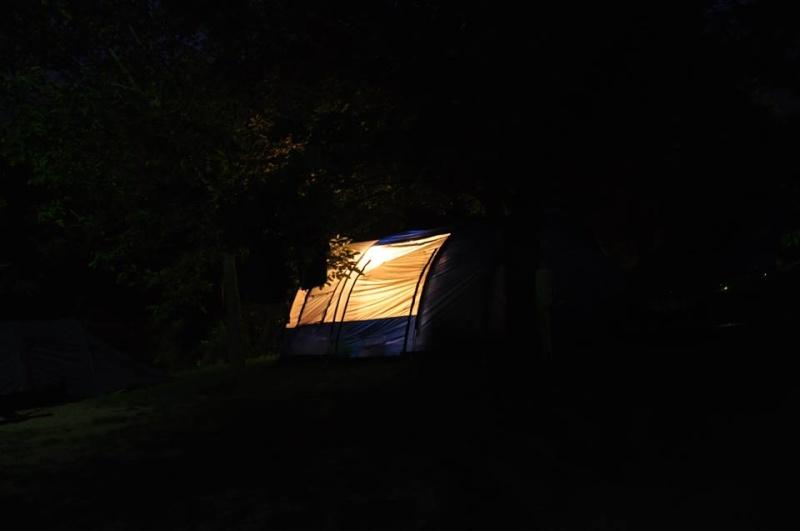 Camping Lacolle *** (Calme & Nature) Castellane 04 Tente_10