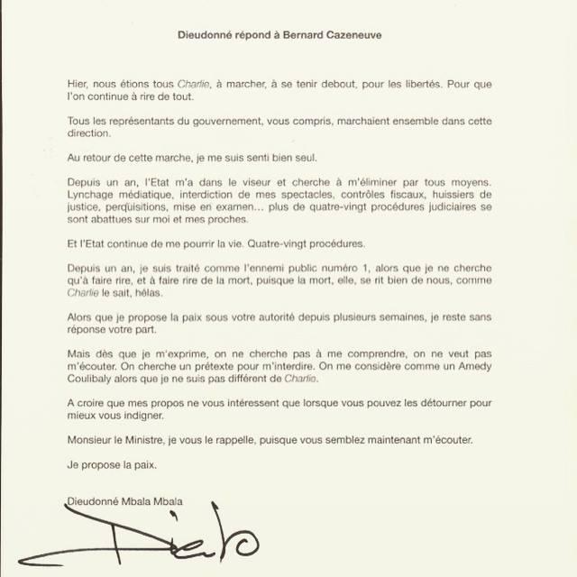Dieudonné répond à Bernard Cazeneuve Dieudo10