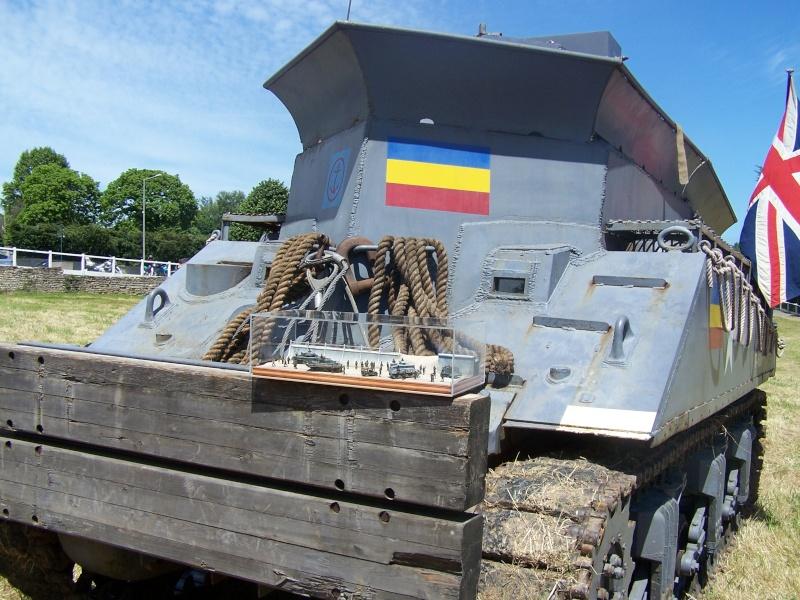 """Juno Beach"" 06.06.1944 Le Fort Garry Horse débarque... 100_7910"