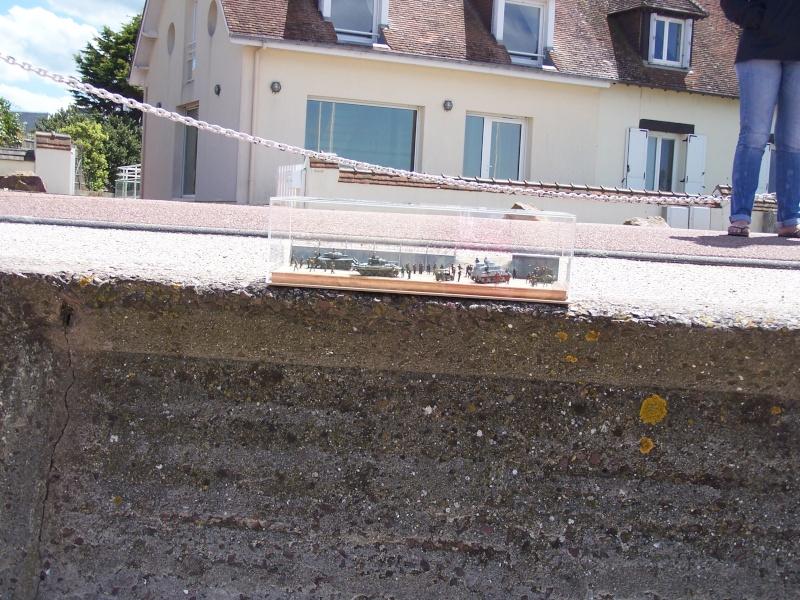 """Juno Beach"" 06.06.1944 Le Fort Garry Horse débarque... 100_8110"
