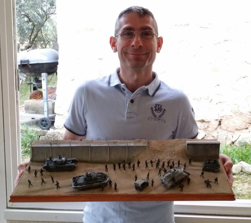 """Juno Beach"" 06.06.1944 Le Fort Garry Horse débarque... Teleph10"