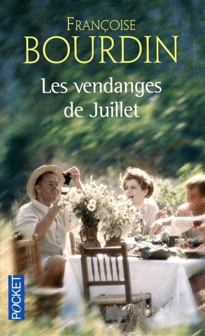 [Bourdin, Françoise] Les vendanges de Juillet Les-ve10