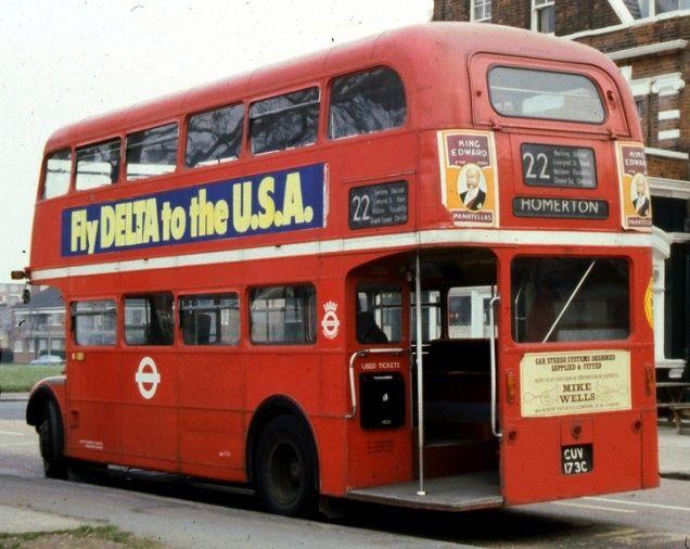 AEC Routemaster London double decker bus 1/24 Revell terminus tout le monde descend! - Page 2 Ariier10