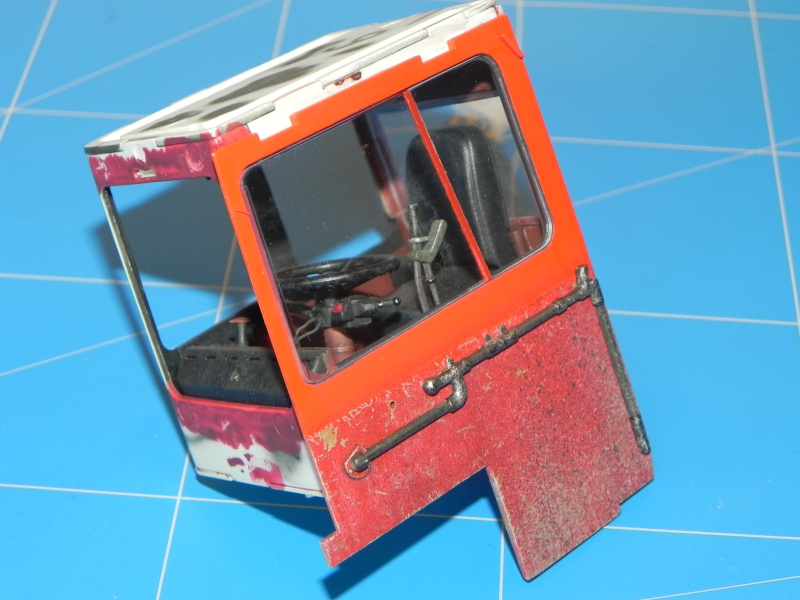 AEC Routemaster London double decker bus 1/24 Revell terminus tout le monde descend! - Page 2 Dscn0117