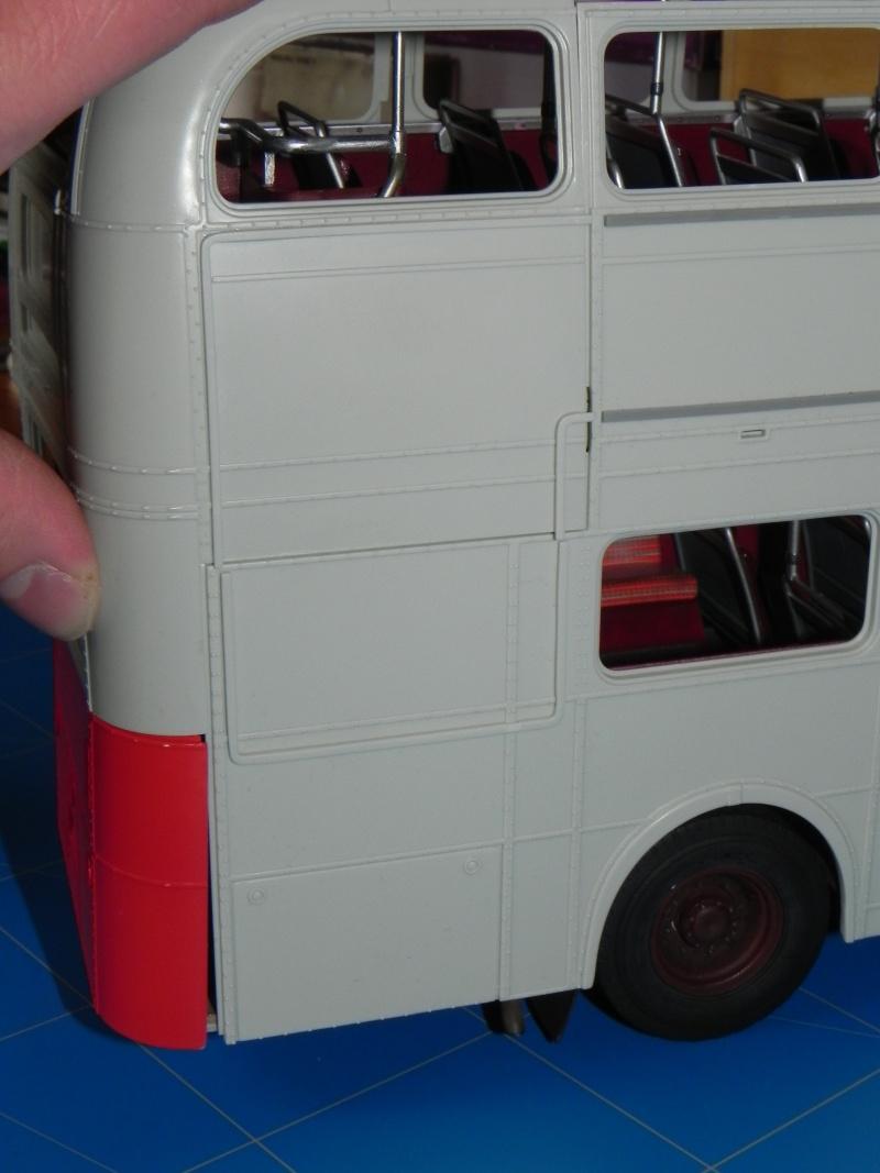 AEC Routemaster London double decker bus 1/24 Revell terminus tout le monde descend! - Page 2 Dscn0135