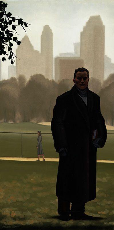 Kenton Nelson [peintre] 73693510