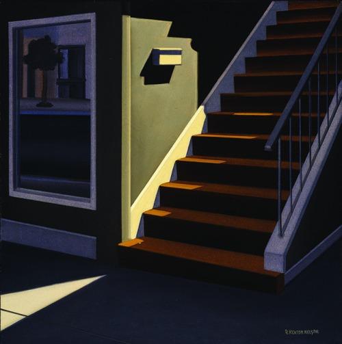 Kenton Nelson [peintre] M81l3010