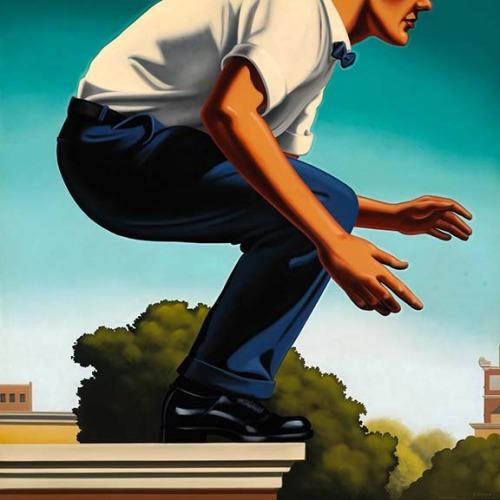 Kenton Nelson [peintre] Mmyeaa10