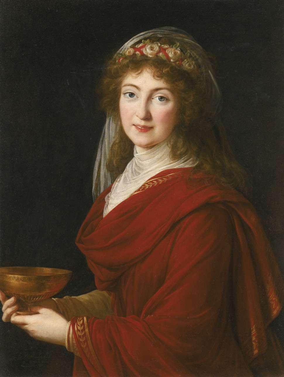 Galerie virtuelle des oeuvres de Mme Vigée Le Brun - Page 9 211